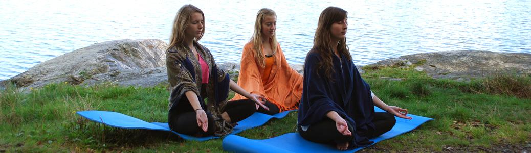Meditation och yoga