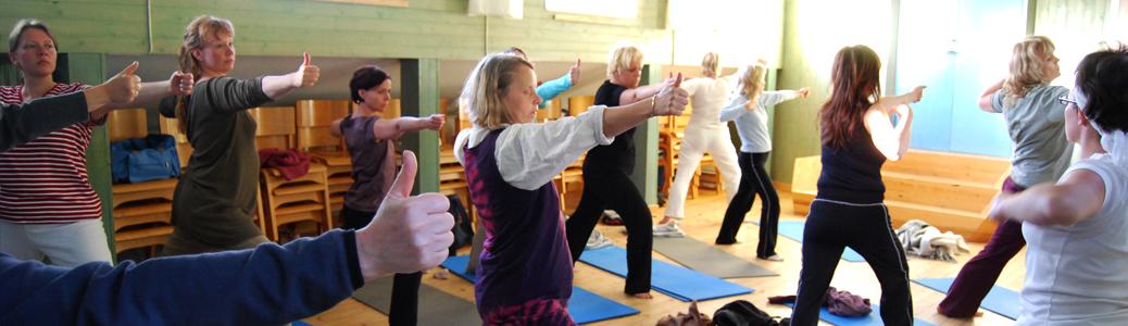 Kundalini Yoga Positioner och övningar