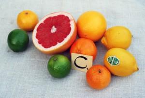 Citrus i vårvintern!