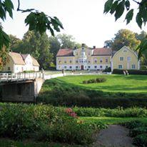 Husbygård vid Nyköping