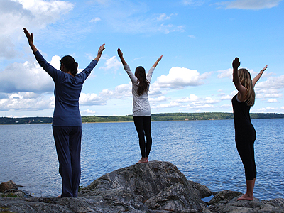 Yogalærerutdanning i Oslo