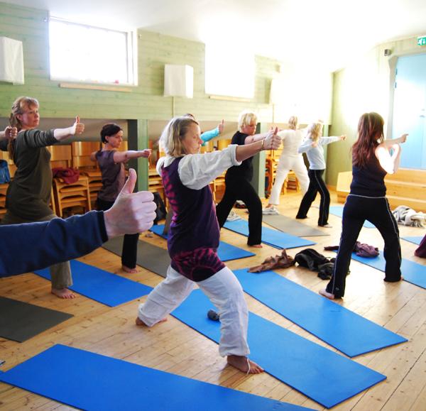 Om Yogahuset